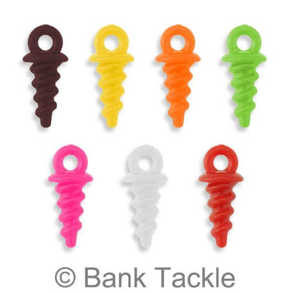 Plastic Bait Screws